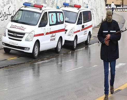مقتل 28 من طلبة الكلية العسكرية بطرابلس إثر قصف تابع لحفتر