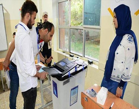 مفوضية الانتخابات تنهي فرز الأصوات يدويا بالشطر الغربي لبغداد