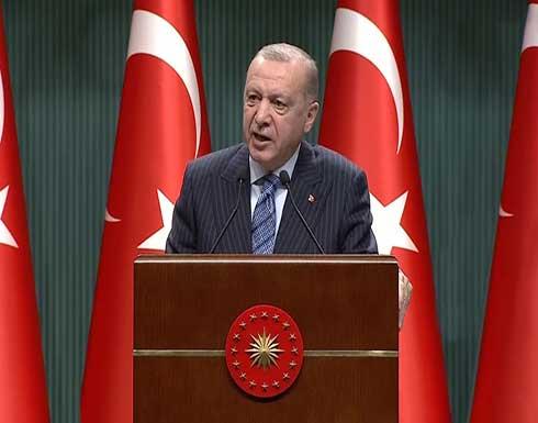 أردوغان ردا على ميتسوتاكيس: تركيا ليست خادمة لأحد
