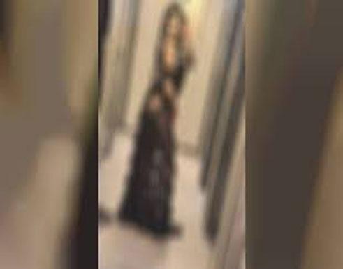 بالصور - ممثلة مصرية بإطلالات جريئة كشفت ملابسها الداخلية... وهجوم ضدها