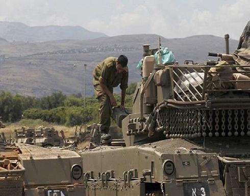 أنباء عن عملية تسلل عبر هضبة الجولان من الجانب السوري والجيش الإسرائيلي يستنفر .. بالفيديو