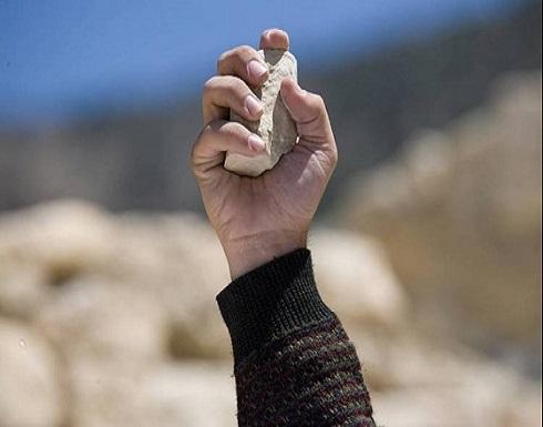 مغربي يهشم رأس خطيبته بحجر وطعن نفسه بسلاح أبيض