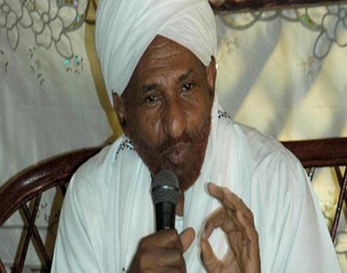 """المهدي يدعو للتوافق بين السودانيين.. """"دون إقصاء أحد"""""""