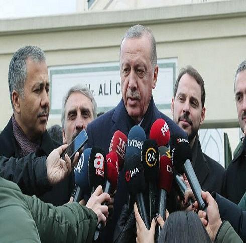 أردوغان حول زيارته إلى واشنطن.. سأتصل بترامب ومن ثم سأقرر