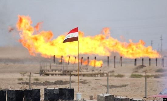 العراق : جهود لنقل النفط من البصرة إلى العقبة