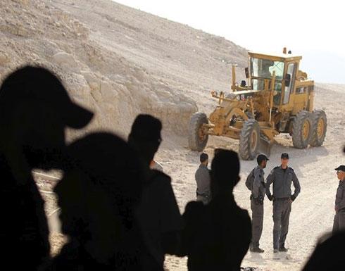 نتنياهو: سيتم إخلاء الخان الأحمر سواء بموافقة السكان أم لا