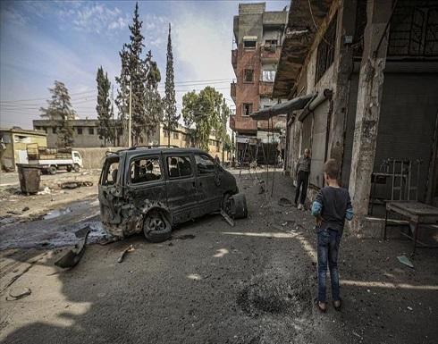 سوريا.. مقتل طفلة في قصف مدفعي للنظام على إدلب
