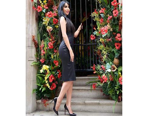 نجاة ملكة جمال إيران من محاولة اغتيال بالسم