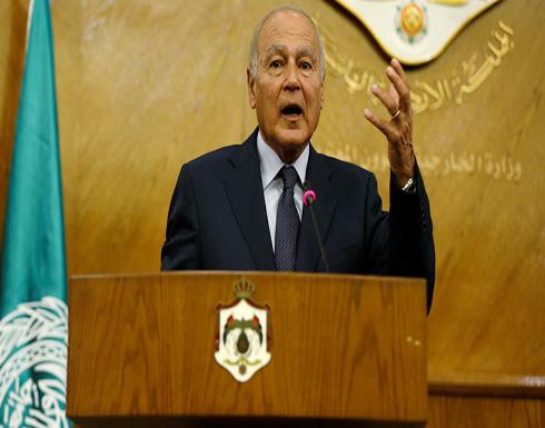 أبو الغيط يشن هجوما حادا على إسرائيل أمام مجلس الأمن