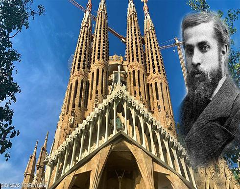 """أنطوني جاودي.. معماري تمكن من """"تشفير"""" برشلونة"""