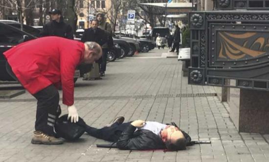 مقتل نائب روسي سابق لاجئ في اوكرانيا في كييف