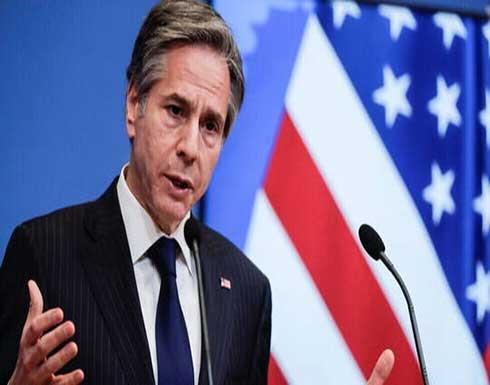 """وزير الخارجية الأمريكي يدعو رئيس تونس إلى """"الالتزام بالديمقراطية"""""""