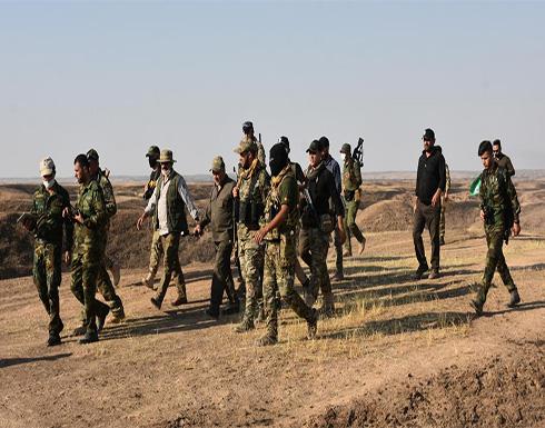 """قتلى في مواجهات بين """"الحشد العشائري"""" و""""تنظيم الدولة"""" شمالي بغداد"""