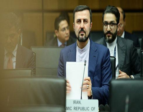 طهران لغروسي: الاتفاق النووي مليء بالعقد ولم يعد يحتمل