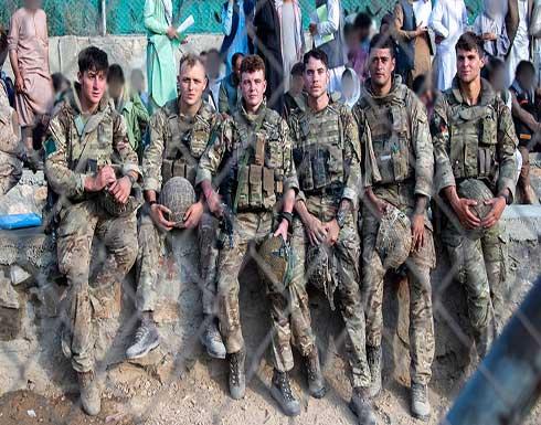 بريطانيا: آخر رحلة تقل عسكريين بريطانيين غادرت كابل