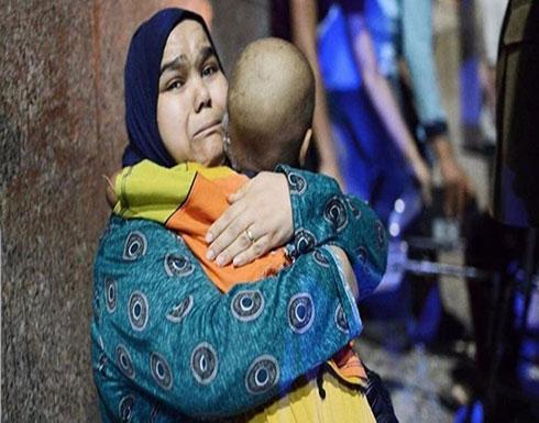 صاحبة صورة هزت مصر في تفجير القاهرة تروي تفاصيل الرعب