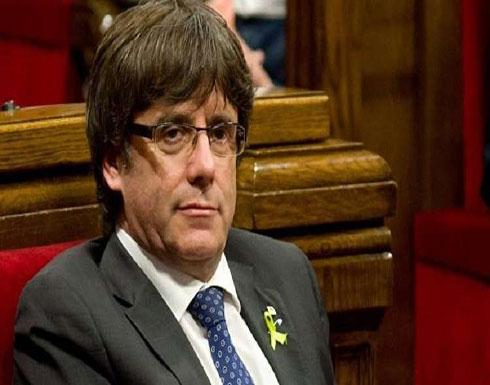 رئيس حكومة كتالونيا السابق يطالب بالإفراج عن وزرائه السابقين قبل الانتخابات
