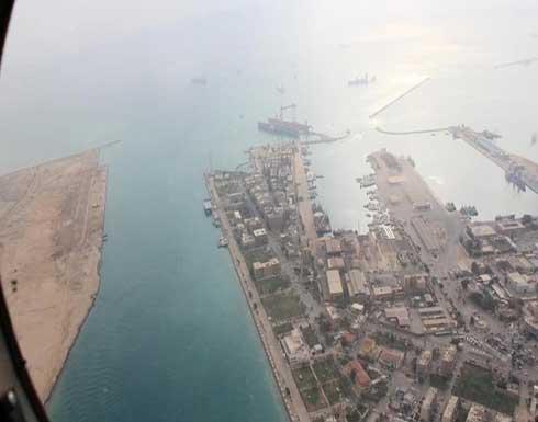 قناة السويس تبدأ أعمال الحفر لتوسعة وتعميق المنطقة الجنوبية
