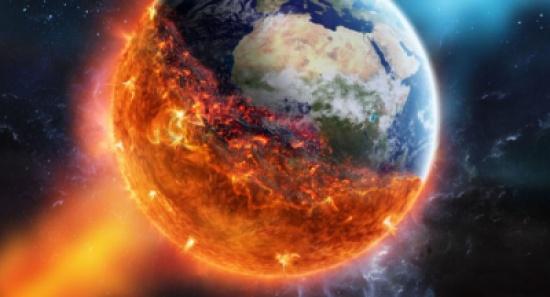 """هكذا تكون نهاية العالم كما أخبر القرآن وأكدت الفيزياء """" فيديو """""""