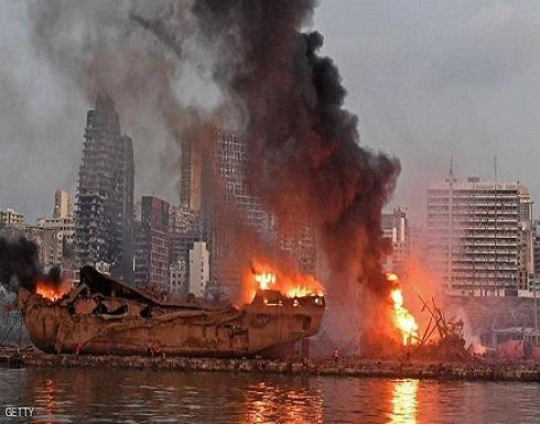 """دياب بذكرى الكارثة: انفجار مرفأ بيروت """"كشف عورات لبنان"""""""