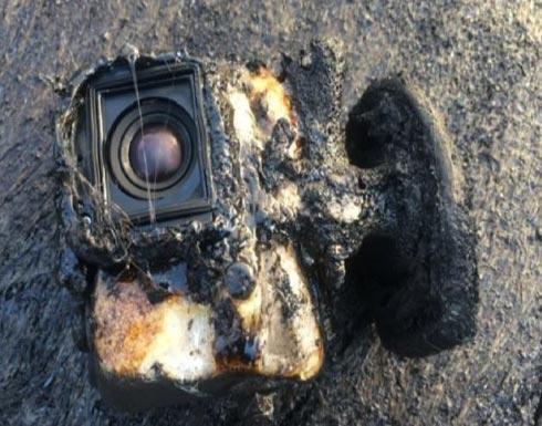 كاميرا تصور من داخل حمم بركانية! (فيديو)
