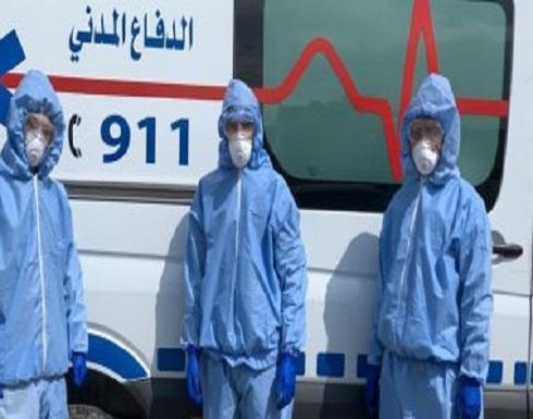 تسجيل 57 وفاة و 3209 اصابة جديدة بفيروس كورونا في الاردن