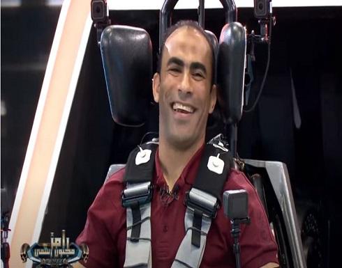 عبد الحفيظ مع رامز: جمهور الأهلي ليس له بديل.. ولا استفز جماهير الزمالك ..شاهد