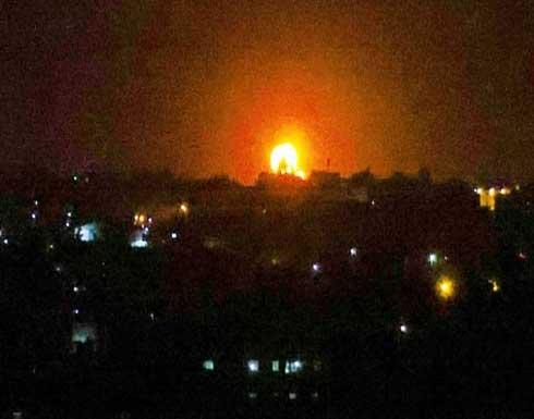 طائرات إسرائيلية تقصف مواقع في غزة