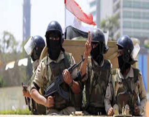 الداخلية المصرية تقتل 11 مسلحا بالعريش وتزعم الاشتباك معهم