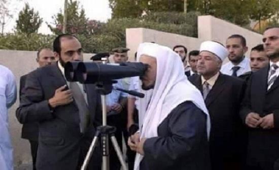 """هليل يغيب عن """" هلال رمضان """" للعام الثاني على التوالي"""