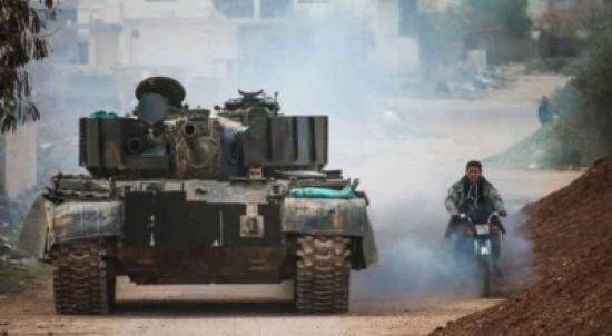 درعا.. قتلى بغارات مكثفة وتوقف المستشفى الميداني