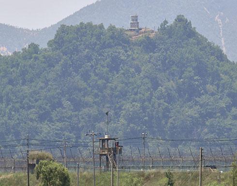 بالفيديو : اللحظات الأولى لتفجير مكتب يربط بين الكوريتين