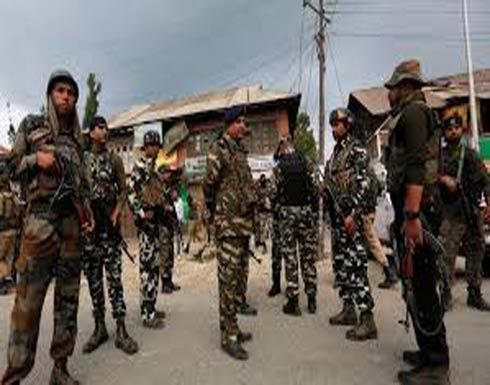 مقتل 5 جنود باشتباك بين الجيش الهندي والمقاومة في كشمير