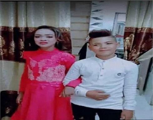 خطوبة طفلين تثير الجدل في مصر والقبض على والد العريس