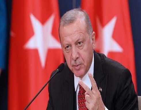 أردوغان: حماية بلادنا ومياهنا عندنا سواء