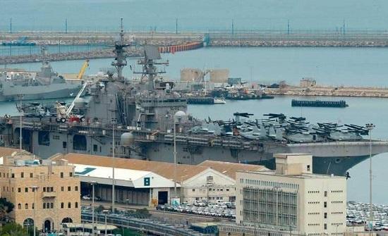 ميناء حيفا الأسرائيلي: لم نُغرِ التجار الأردنيين لتفضيلنا على الموانئ السورية