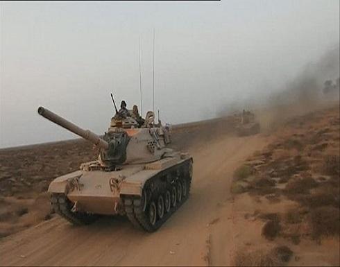 الجيش اليمني يتقدم نحو جبل هيلان الاستراتيجي في مأرب