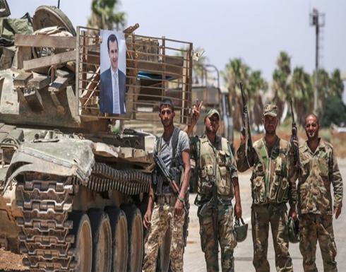 """تصريحات مثيرة لمدير مخابرات الأسد """"الجوية"""" عن الخطة القادمة"""