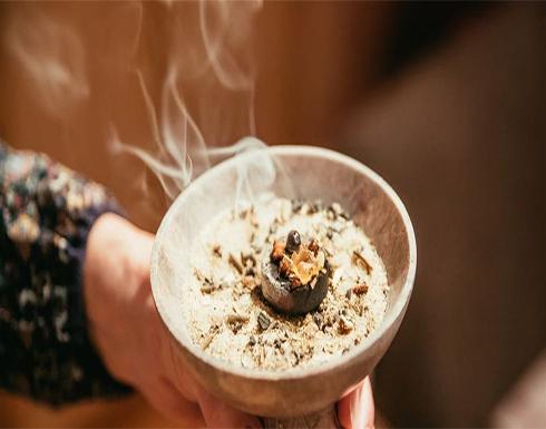حرق البخور تزيد من مخاطر الإصابة بالأمراض القلبية والرئة