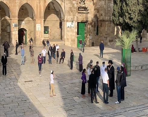 """فلسطين تدين قرارا إسرائيليا بـ""""حق الصلاة الصامتة"""" لليهود في الأقصى"""