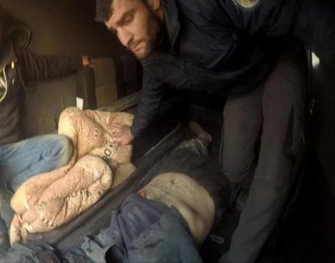 قتلى بغارات للتحالف وروسيا بريف حلب