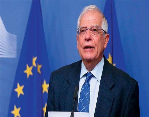 الاتحاد الأوروبي يدعو وزراء خارجيته لاجتماع طارئ حول إدلب