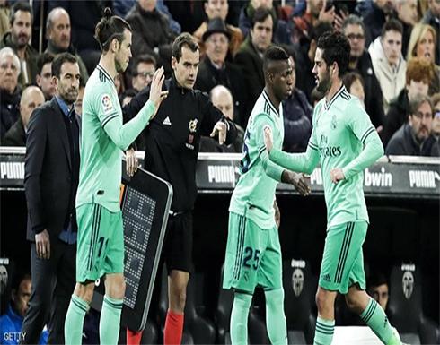 """ريال مدريد يعرض نجمه للبيع من أجل """"الصفقة المنتظرة"""""""