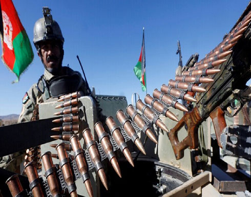 أفغانستان.. مقتل 25 مسلحا من طالبان