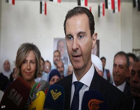 الأسد: ما تقوله الدول الغربية لا يساوي شيئا