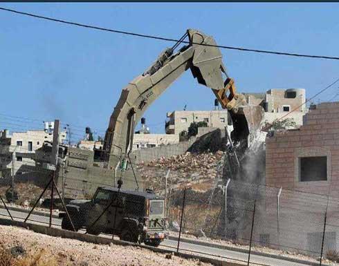 واشنطن : نعارض طرد الفلسطينيين من بيوتهم