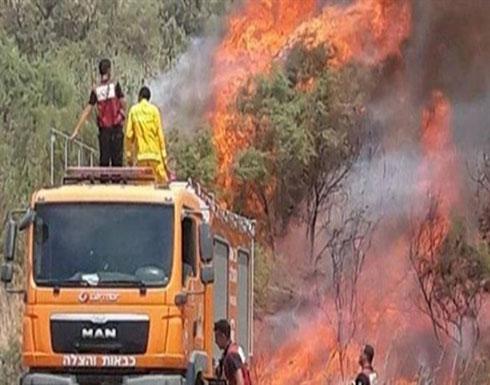 غزة: البالونات الحارقة تُشعل 24 حريقاً اليوم في جنوب إسرائيل