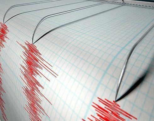 زلزال بقوة 5.8 على مقياس ريختر يضرب شمال غربي إيران