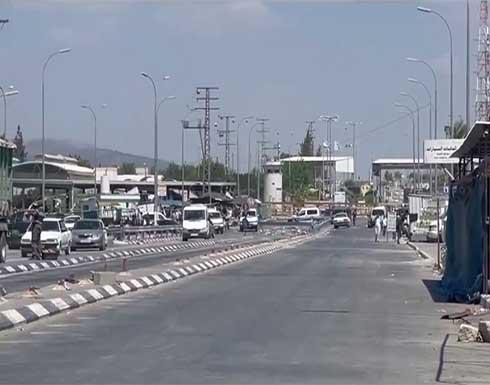 """شاهد : استنفار أمني كبير في إسرائيل عقب فرار 6 أسرى من سجن """"جلبوع"""""""