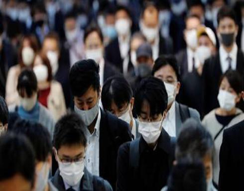 تسجيل أكثر من ألف إصابة جديدة بكورونا لليوم السادس على التوالي في اليابان